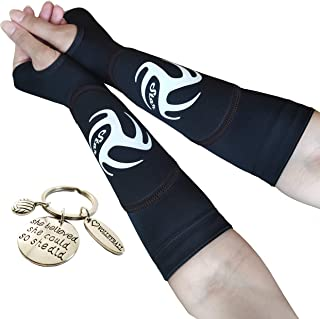 Kids Volleyball Padded Arm Sleeves for Girls and Boys | Reduce Forearm Pain and Indicate Perfect Spot to Hit The Ball | Gr...