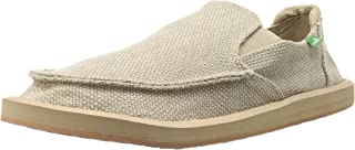 Sanuk Men's M Vagabonded Slip-On Loafer