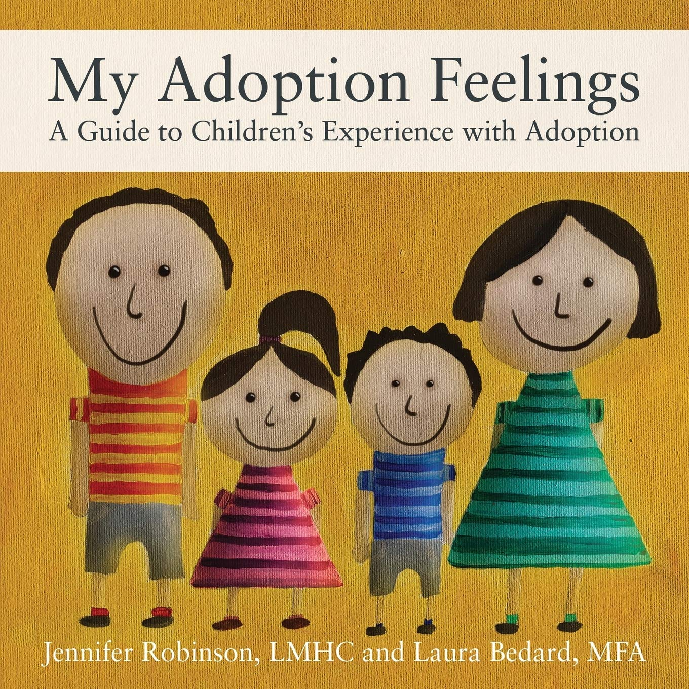 Image OfMy Adoption Feelings: A Guide To Children's Experience With Adoption