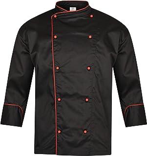 Ref.843 MISEMIYA Chef Giacche Signore con Maniche Corte