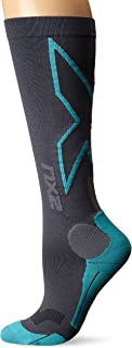2XU Women's Hyoptik Compression Reflective Socks