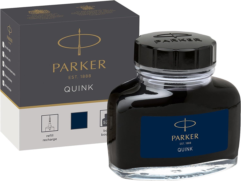 PARKER QUINK Ink Bottle ml Blue-Black Virginia Beach Mall 57 Max 84% OFF