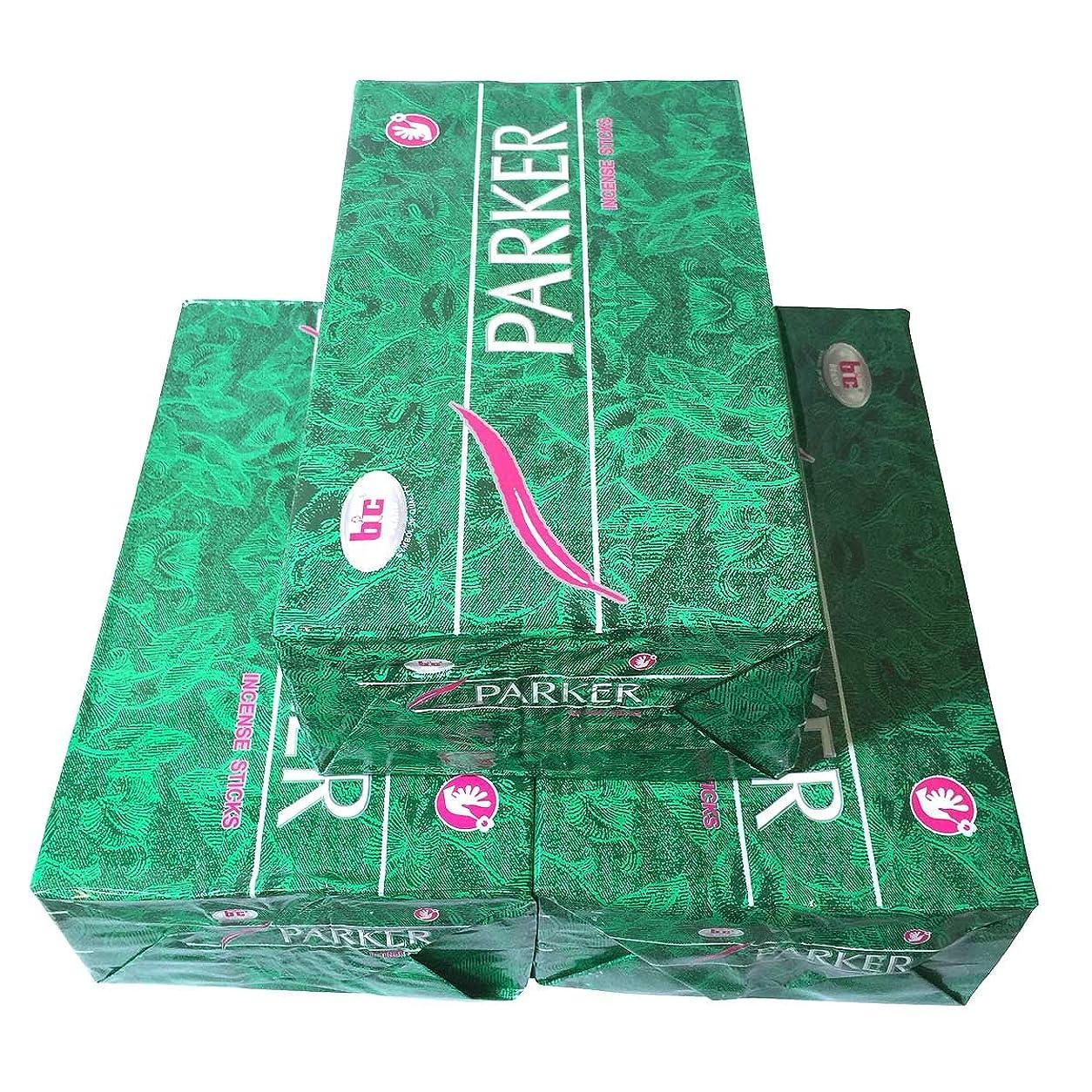 科学見せますクラックパーカー香 3BOX(36箱) 宅配便送料無料/BIC PARKER スティック /インセンス/インド香 お香/アジアン雑貨 [並行輸入品]