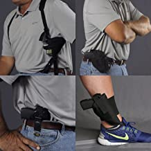 Gun Holster Concealed Style Holster SCCY CPX-1 CPX-2 CPX-3 Makarov 380 9 X 18 C2
