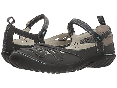 JBU Wildflower Encore (Charcoal) Women