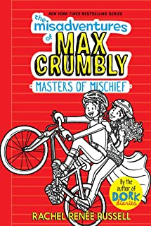 The Misadventures of Max Crumbly 3, 3: Masters of Mischief