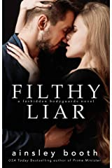 Filthy Liar (Forbidden Bodyguards Book 5) Kindle Edition