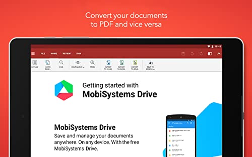 『OfficeSuite Professional』の4枚目の画像