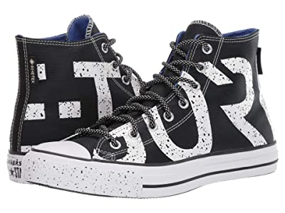 Converse Chuck Taylor All Star GORE-TEX(r) Hi (Black/White/White) Shoes