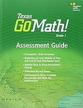 Houghton Mifflin Harcourt Go Math!: Assessment Guide Grade 1