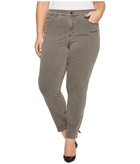 3063cf249ce46 NYDJ Plus Size Plus Size Alina Legging Jeans in Vintage Pewter at 6pm