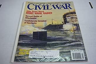Americas Civil War March 1997 John Taylor Wood Rebel Naval Raider Second Battle of Winchester (americas civil war)