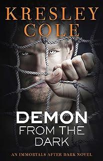 Demon from the Dark (Immortals After Dark Book 10)