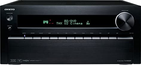 Onkyo TX-NR5009 9.2-Channel Network A/V Receiver (Black) (Discontinued by Manufacturer)
