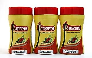 Meera Herbal Hairwash Powder (3.5 Oz) 3-Pack (3-Pack)