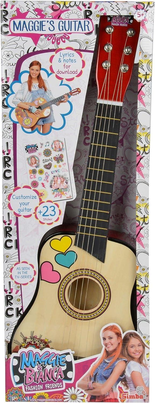 Simba 109273061 - Maggie & Weiß Maggie's Guitar B01N6H6F2Z | Bekannt für seine hervorragende Qualität