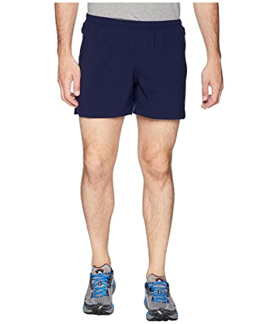 Brooks Sherpa 5 Shorts (Navy) Men