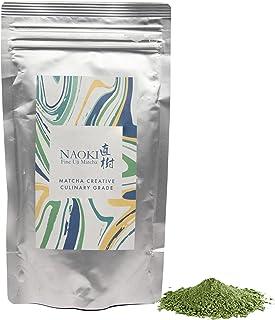 Naoki Matcha (Creative Culinary Blend, 100G / 3.53Oz) - Authentic Japanese Matcha Green Tea Powder Culinary Grade From Uji...