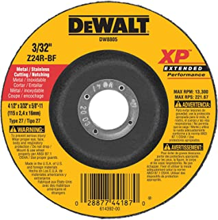 3-Pack United Abrasives-SAIT 77815 6 by 1 by 1 8SF Silicon Carbide Medium Density Convolute Deburring Wheel