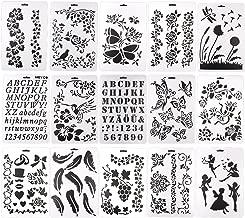 Amazon It Stencil Fiori