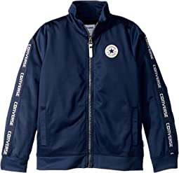 Converse Kids Warmup Wordmark Jacket (Toddler/Little Kids)