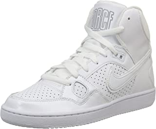 Nike Womens Son of Force Mid Trainers 616303 Sneakers Shoes