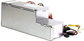 Genuine 275W Replacement Power Supply Unit Power Brick PSU For, Dell Optiplex 380, 760, 780, 960 SFF Small Form Factor Systems Replaces Part Numbers: FR610, 6RG54, MPF5F, N6D7N, PW116, RM112, 67T67, R225M, R224M, WU136, H255T, G185T, GPGDV Replaces Model Numbers: F235E-00, L235P-01, H235P-00, H235E-00, D235ES-00, AC235AS-00