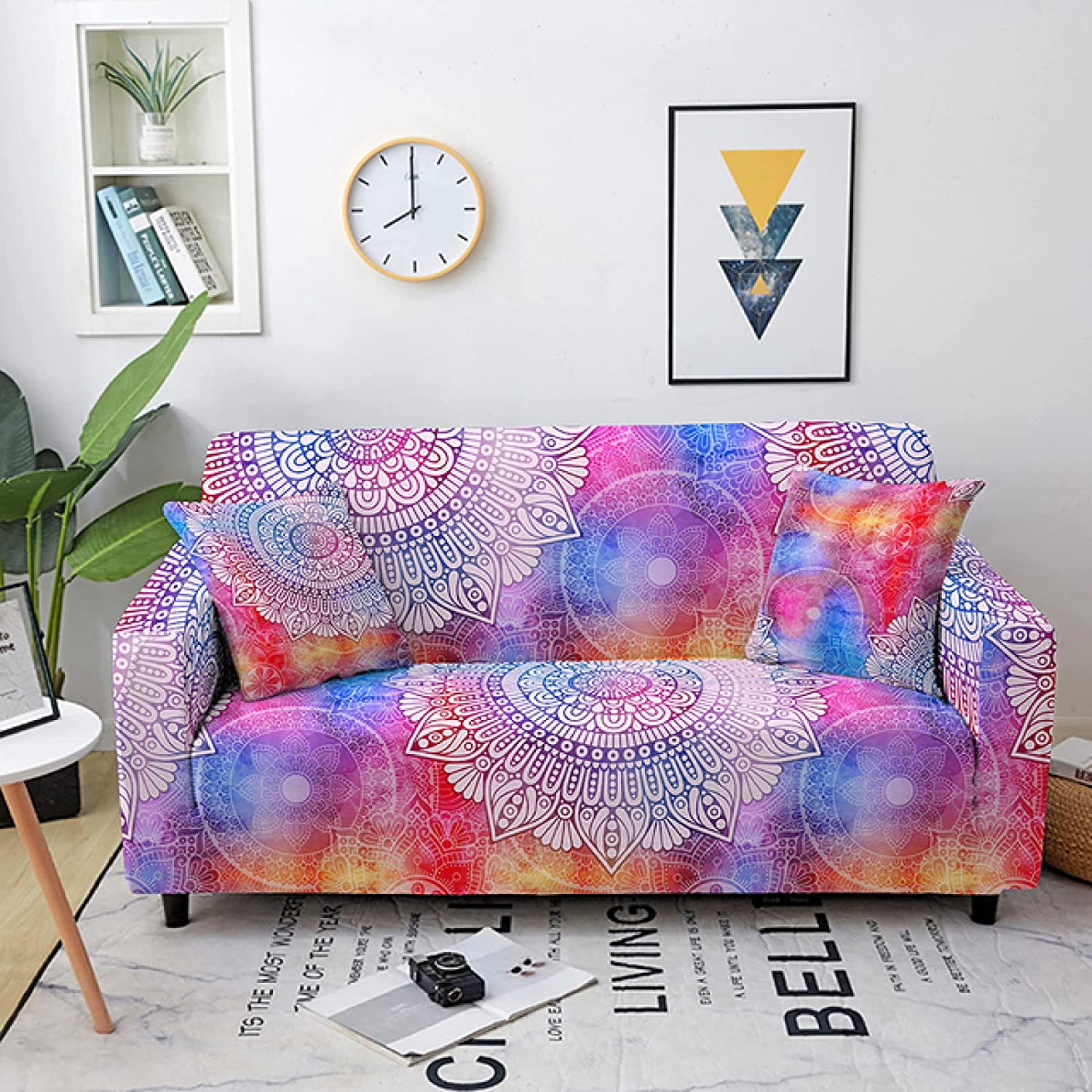 ZHOUMOLIN Slipcover Sectional Elastic Stretch Cover In stock Cash special price for Liv Sofa