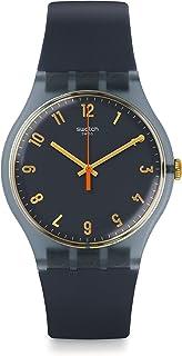 Swatch SUOM105 Originals New Gent Nuit Bleue Unisex Watch