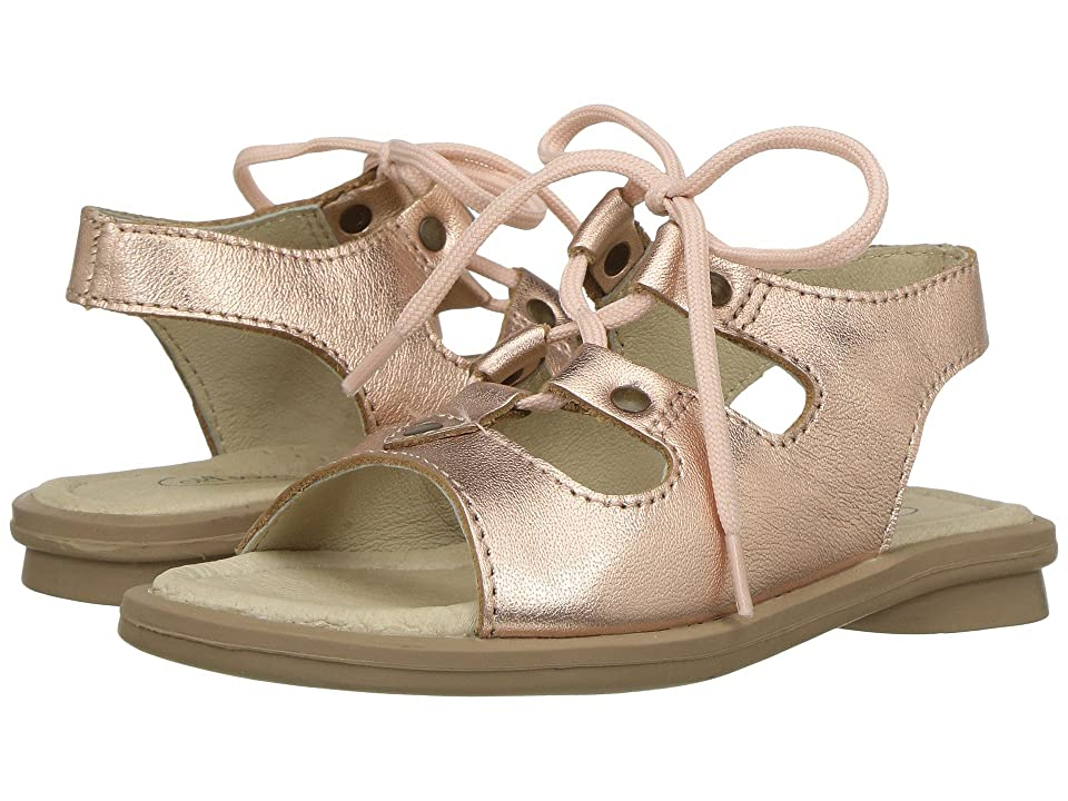 Old Soles Apollo Sandal (Toddler/Little Kid) (Copper) Girls Shoes