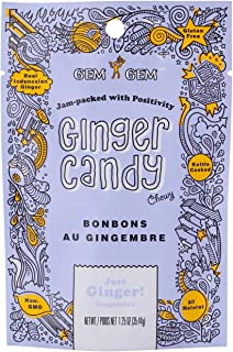 Best real ginger chews Reviews