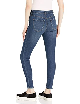 Jessica Simpson Women's Plus Size Curvy High Rise Skinny Jeans