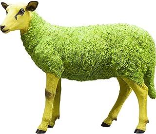 KARE Deco figure Sheep Colore Green, 49 x 21 x 59.5 cm