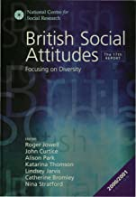 British Social Attitudes: Focusing on Diversity - The 17th Report (British Social Attitudes Survey series)