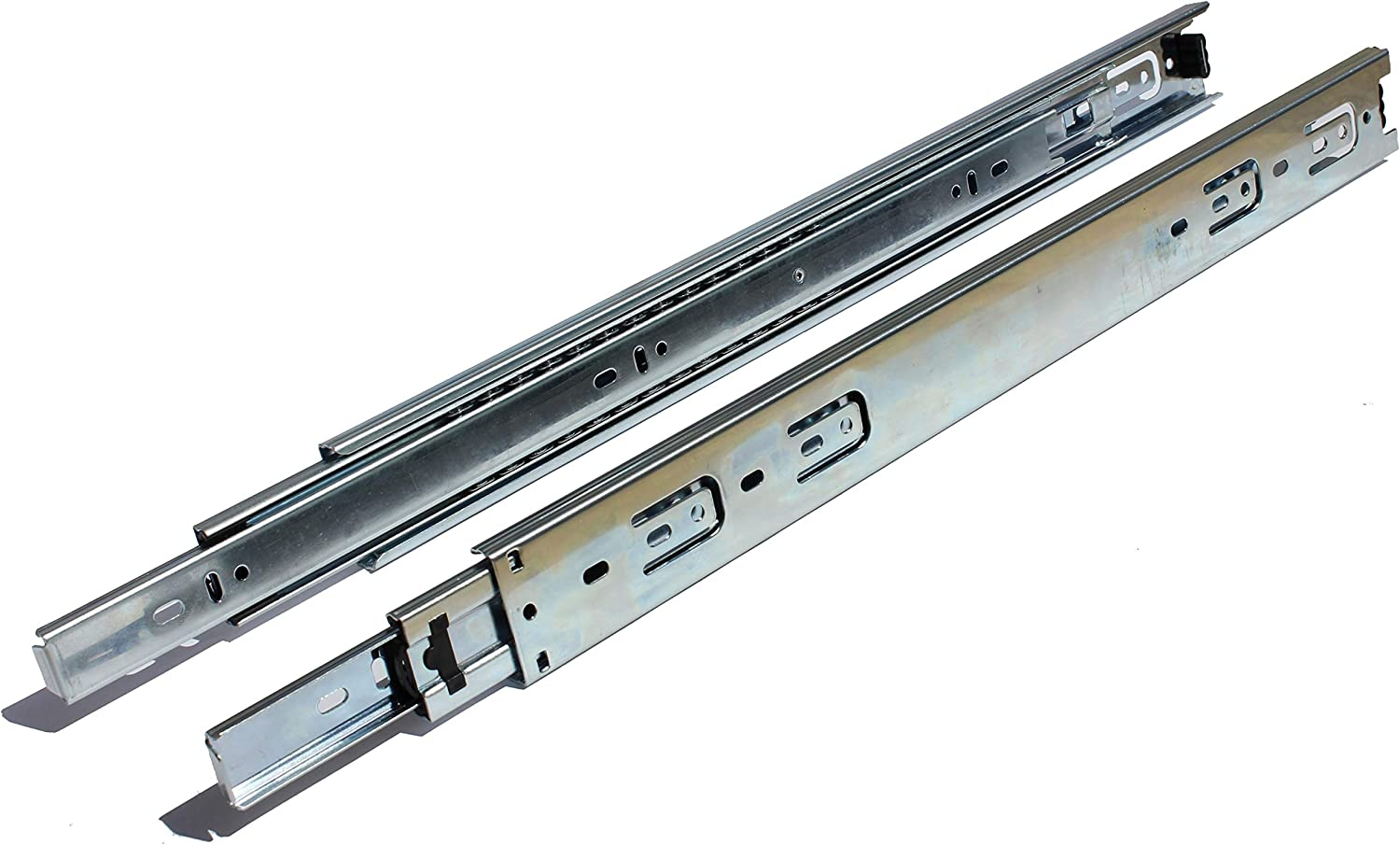 18-inch Max 60% OFF 100 lb. Full Extension 1 with Ball-Bearing Slides Nashville-Davidson Mall Drawer