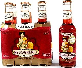 SPACCAFOOD | Antica Ricetta Siciliana by Polara | MELOGRANO | Confez. 6 x 275 ml