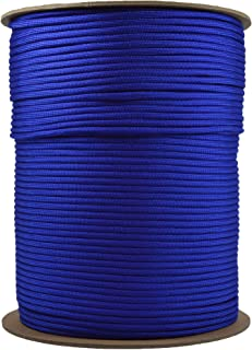 Mil-Spec Commercial Grade 550lb Type III Nylon Paracord - Pro Grade Paracord - Multiple Colors