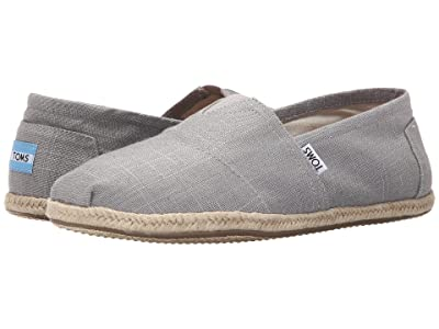 TOMS Seasonal Classics (Grey Linen) Men