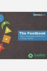 The Footbook: Steps to Developing Numbersense in Young Children Paperback