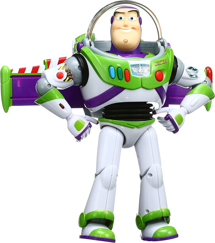 salida Disney Juguete Story realistic Talla interactive Talking Figura Buzz Lightyear Lightyear Lightyear  calidad auténtica