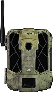 SPYPOINT Link-Dark Cellular Trail Camera, Wireless via Link App or Cell Provider, Invisible LEDs, Blur Reduction & IR Boost Tech, 2
