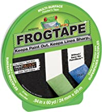 FrogTape CF 120 Painter's Tape, Multi-Surface, 24mm x 55m, Groen, 1 Roll (127624) van FrogTape