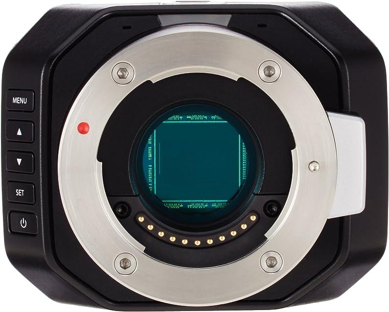 Blackmagic Design Micro Studio Camera 4K - Videocámara Tarjeta de Memoria GB