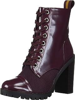 BCBGeneration حذاء Paulina الأنيق للسيدات، خمري/خمري، 5 M US
