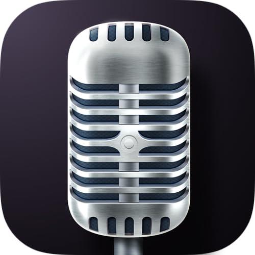 Pro Microphone - Sing And Record Your Voice: Mikrofon App für Aufnahme der Stimme und Lieder, die Soundeffekte zum Bearbeiten hat, mit der man Karaoke singen, Musik aufnehmen und machen kann