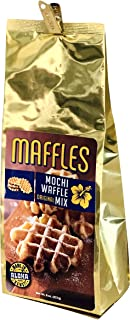 Maffles Original Mochi Waffle Mix from Hawaii 8 oz Bag