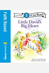 Little David's Big Heart: Level 1 (I Can Read! / Little David Series) Kindle Edition