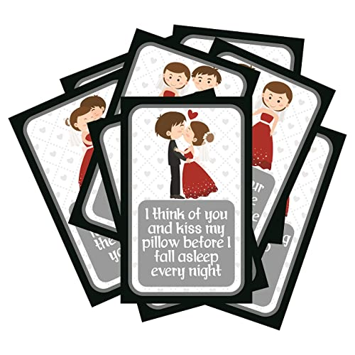 SYGA Set Of 8 Exciting Lives Love Story Romantic Cards