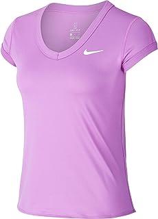 Nike NKCT Dry T-Shirt T- Femmes