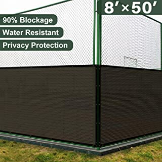 Best 8 ft outdoor privacy screen Reviews